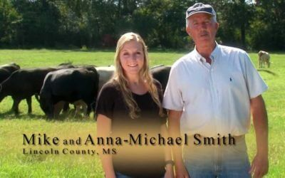Mike and Anna-Michael Smith