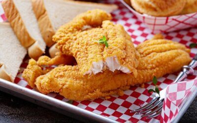 Bake, grill, fry: 3 summer catfish recipes