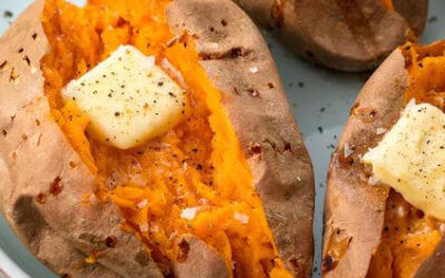 Eat local—and healthier: 5 recipes that use sweet potato